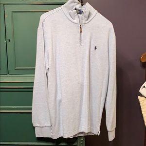 Ralph Lauren 1/4 zip up pullover